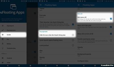 Cách thu nhỏ màn hình dùng nhiều ứng dụng cùng lúc Android