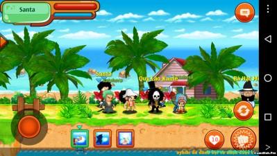 Thủ thuật mua cải trang Hải Tặc trong Ngọc Rồng Online