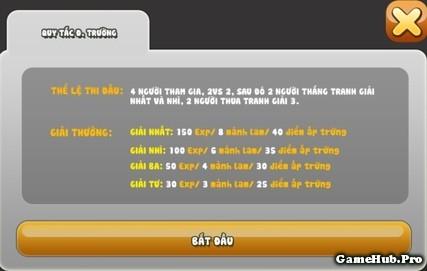 Cách lên level nhanh game Kungfu Pet Online