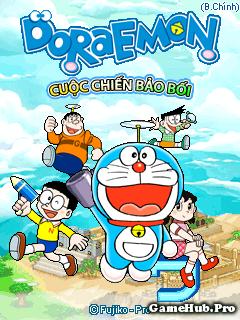 Tải Game Doraemon - Cuộc Chiến Bảo Bối Java Crack