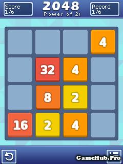 Tải Game 2048 Cho Java - Cực khó, Cực hay