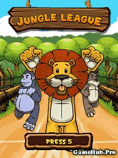 Tải Game Jungle League -Đại Hội Mãnh Thú