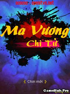Tải Game Ma Vương Chi Tử Việt Hóa Crack