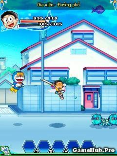 Tải Game Nobita và Truyền Thuyết Người Cá