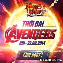 Tải Game Phong Vân Truyền Kỳ V21 - Thời Đại Avengers