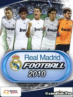 Tải Game Real Madrid Football 2010 3D Bản Đẹp