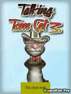 Tải Game Talking Tom Cat 3 Java – Chú Mèo Vui Nhộn