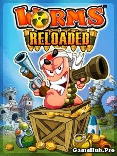 Game Worms Reloaded Tiếng Việt Crack