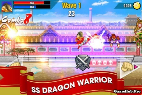 Tải SS Dragon Warrior Fight Storm Hack Tiền Android