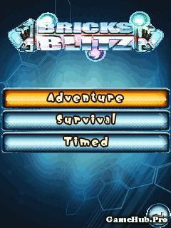 Tải Game Brick Blitz - Chắn Bóng Cho Java miễn phí