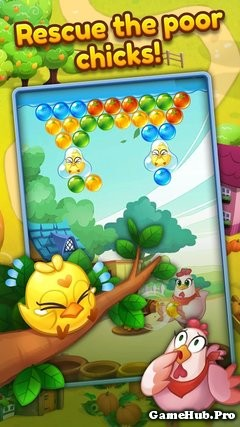 Tải Game Bubble CoCo Hack Full Tiền Cho Android apk