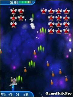 Tải Game Chicken Invaders - Revenge Of The Yolk Java