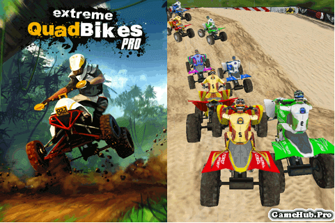 Tải Game Extreme Quad Bikes Pro Đua Xe Crack Java