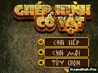 Tải Game Ghép Hình Cổ Vật Crack Cho Java miễn phí