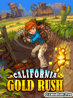 Tải Game Gold Rush California Crack Cho Java