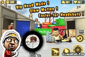 Tải Game Gun Strike XperiaPlay Apk Cho Android