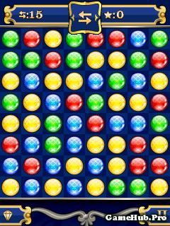 Tải Game Jewel Bubble 2 - Logic Xếp Hình Cho Java