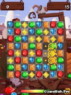 Tải Game Jewel Clash Kim Cương Trí Tuệ Java