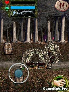 Tải Game Merlin The Sorcerer - Tiêu Diệt Ma Quái Java