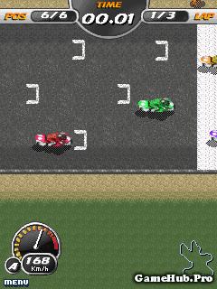Tải Game Moto Racing Evolved Đua Xe Crack Cho Java