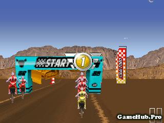 Tải Game Motocross Mania - Đua Xe Moto Địa Hình Java