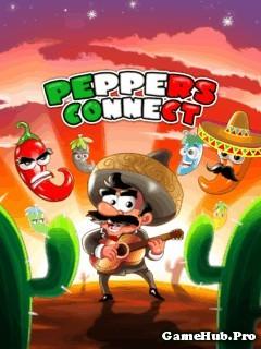 Tải Game Pepper Connect - Nối Hình Trí Tuệ Cho Java