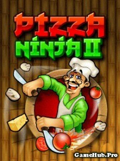 Tải Game Pizza Ninja 2 Chém Hoa Quả Cho Java 2015