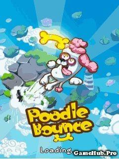 Tải Game Poodle Bounce - Chú Chó Phiêu Lưu Cho Java