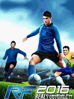 Tải Game Real Football 2016 Tiếng Việt Mod Cho Java