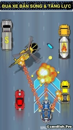 Tải Game Road Riot Apk Hack Full Tiền Cho Android