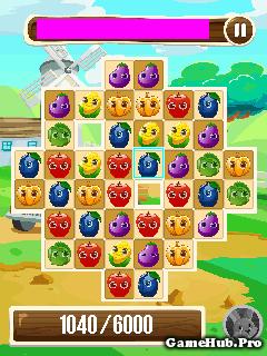 Tải Game Veggie Farm Match - Xếp Hình Crack Cho Java