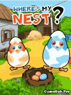 Tải Game Where's My Nest ? Trí Tuệ Cho Java