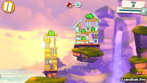 Tải Hack Angry Birds 2 Full Pha Lê Cho Android