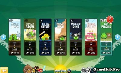Tải Hack Angry Birds Full Tiền Apk Cho Android