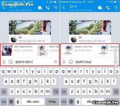 2 tính năng mới trên Zalo dành cho iPhone bạn đả biết ?