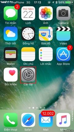 Hướng dẫn cách gửi ảnh nhẹ, nhanh hơn trên iMessage
