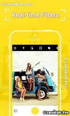Tải Camera360 Lite - Chụp ảnh đẹp bản nhẹ cho Android
