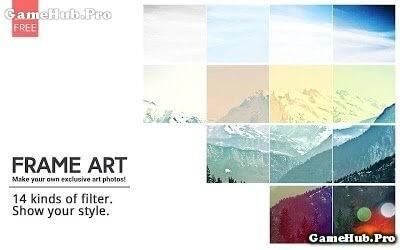Tải Frame Art - Ứng dụng chỉnh sửa ảnh đẹp cho Android