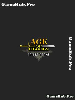 Tải game Age of Heroes 1 - 8 - Đánh theo lượt cho Java