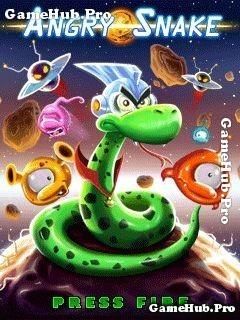 Tải game Angry Snake - Rắn qua màn cực hay cho Java