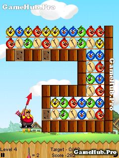 Tải game Bird Hunter Pro - Bắn chim giận dữ cho Java