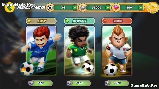 Tải game Bóng Đá Kungfu - Đá bóng cho Android miễn phí