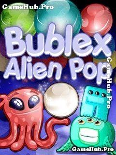 Tải game Bublex Alien Pop - Bắn bóng cực hay cho Java