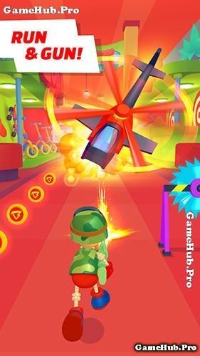 Tải game Buddyman Run - Chạy đua hành động cho Android
