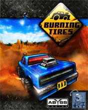 Tải game Burning Tires 3D - Đua xe Bluetooth cho Java