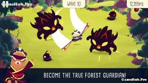 Tải game Bushido Bear - Nhập vai Ninja Kiếm cho Android