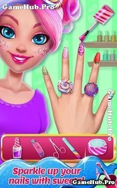 Tải game Candy Makeup - Làm đẹp, trang điểm cho Android