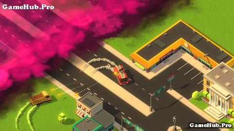 Tải game CarsBattle - Đua xe, bắn súng Zombie Android