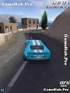 Tải game Coast Racer 3D - Đua xe Bờ Biển 3D cho Java