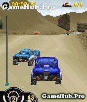 Tải game Dakar Rally 2010 - Đua xe mô phỏng cho Java